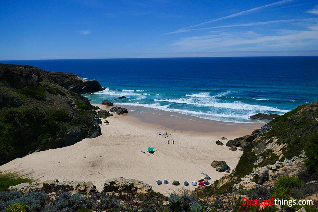 Best beaches in Alentejo