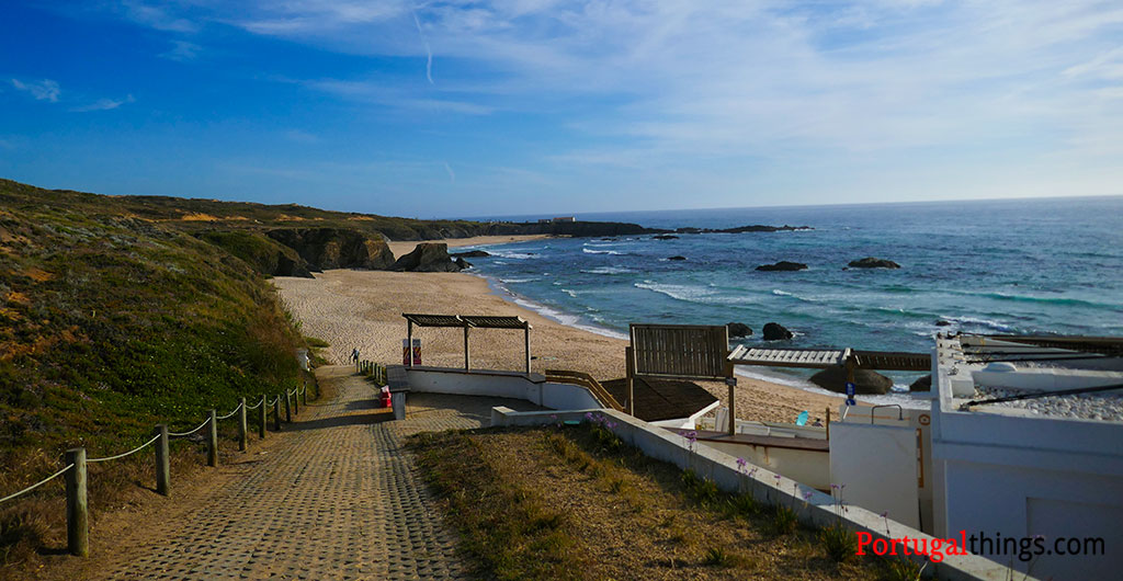 Witch are the best beaches in Alentejo