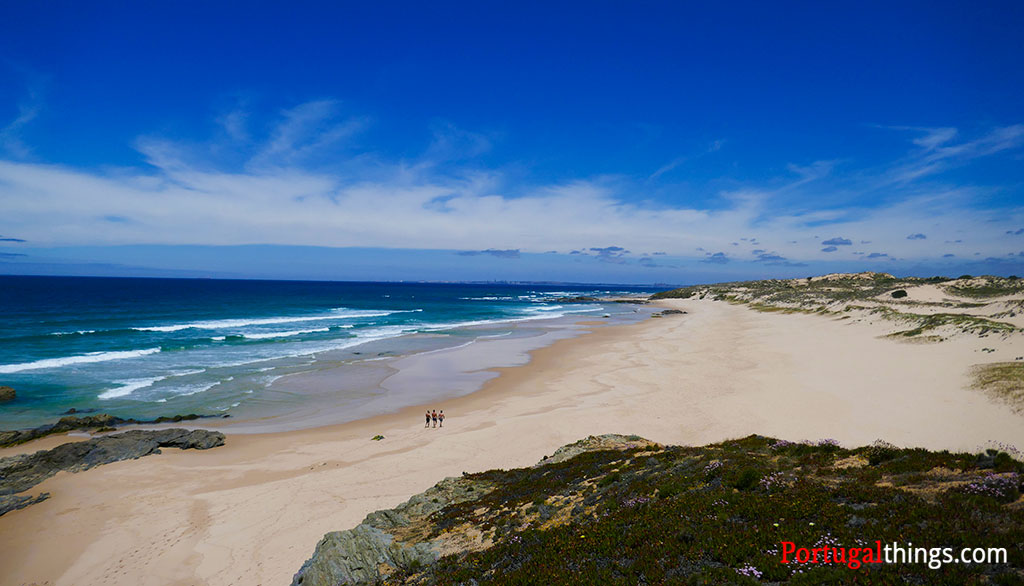 which are the best beach of Alentejo