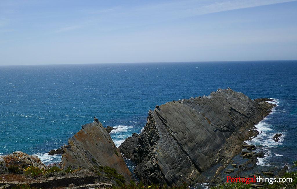 Stage 4 of Fishermen's Trail - Almograve to Zambujeira do Mar