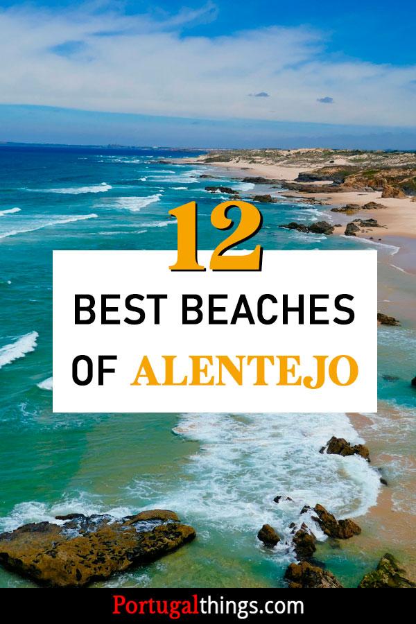 12 best beaches in Alentejo