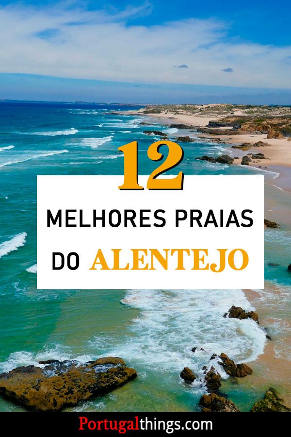 12 Melhores praias do Alentejo