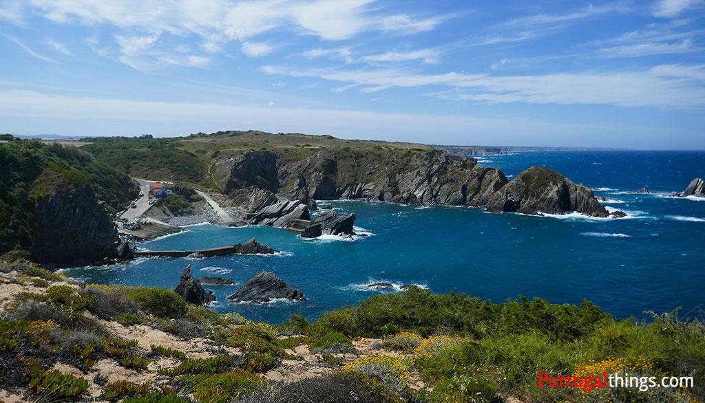 trail Zambujeira do Mar to Odeceixe stage 5