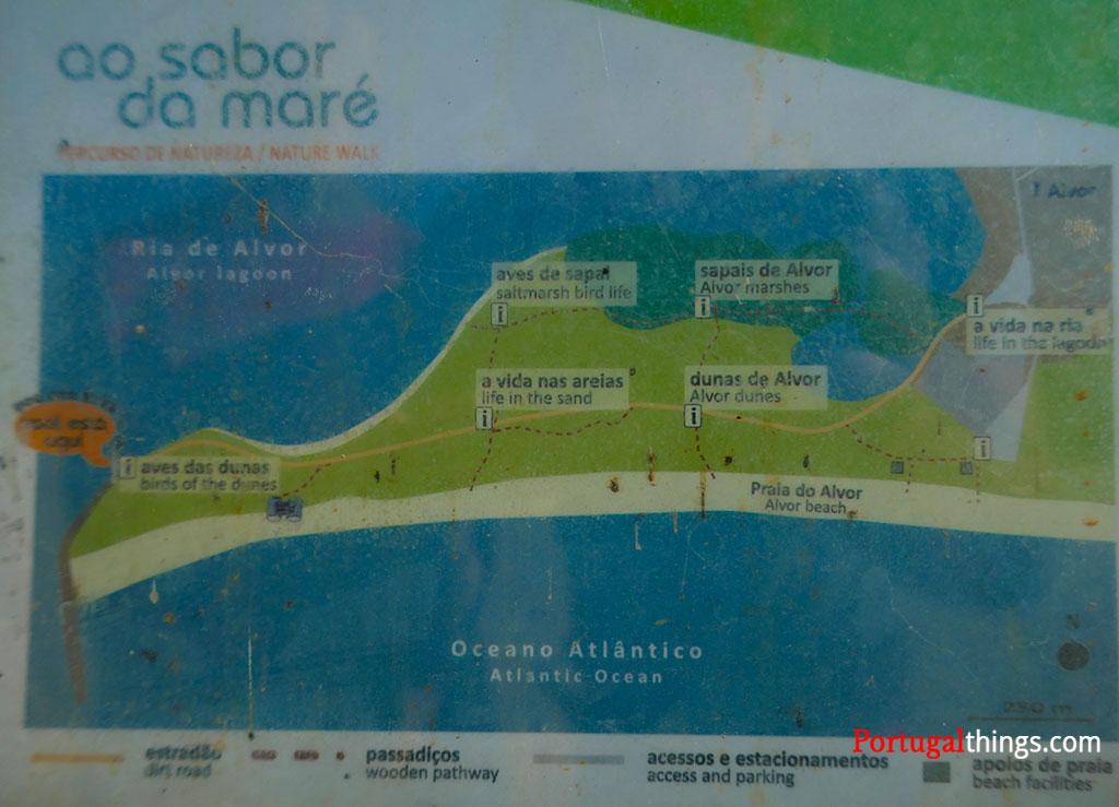PR2 PRT - Ao Sabor da Maré and Alvor walkways