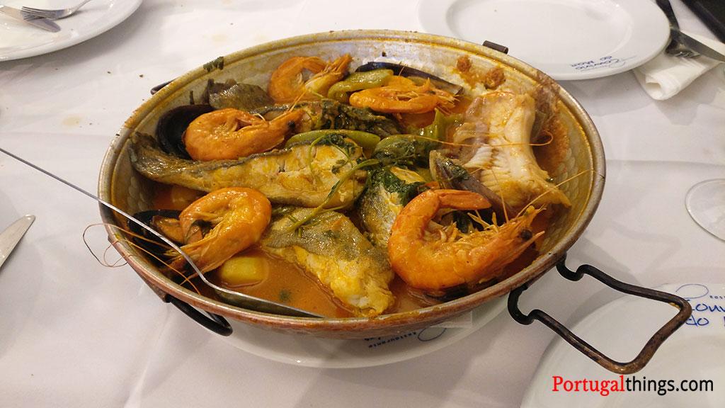 Eating in Algarve, delicious Algarve cuisine