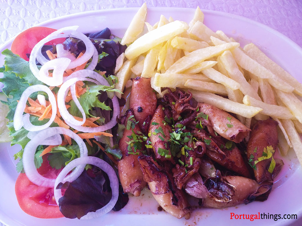 What to eat in Algarve