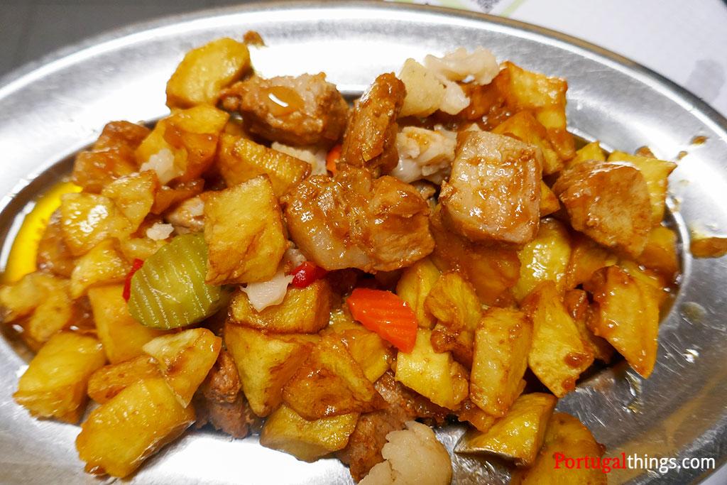 Best foods in Algarve