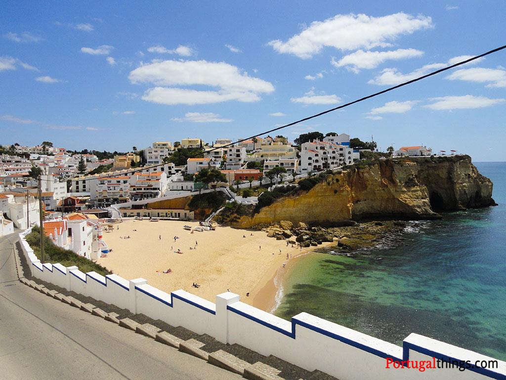 Praias recomendadas do Algarve