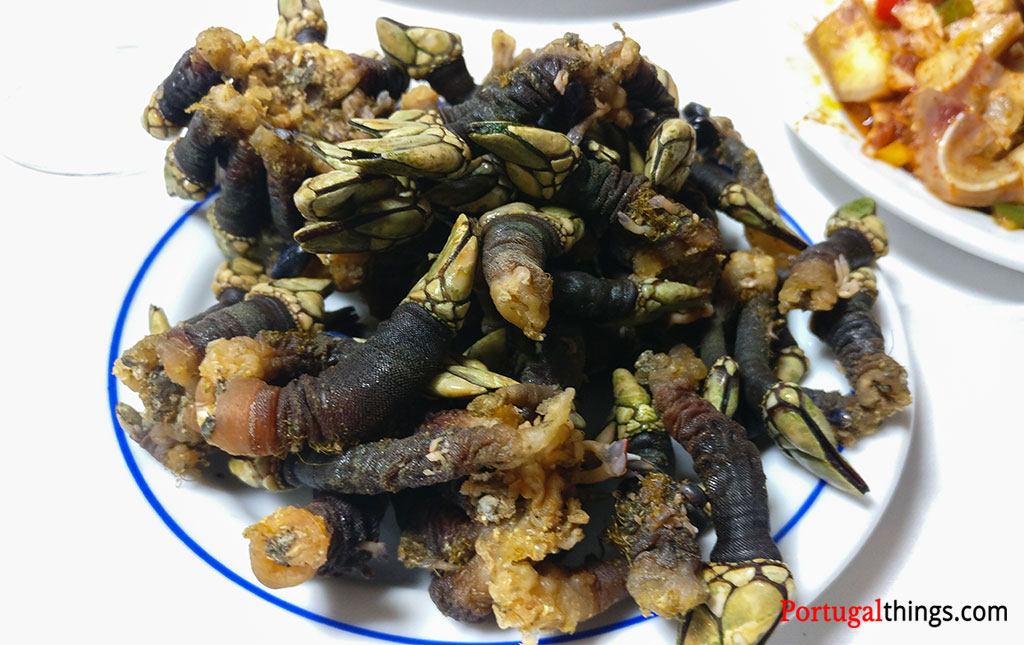 What to eat in the Algarve? Lots of seafood