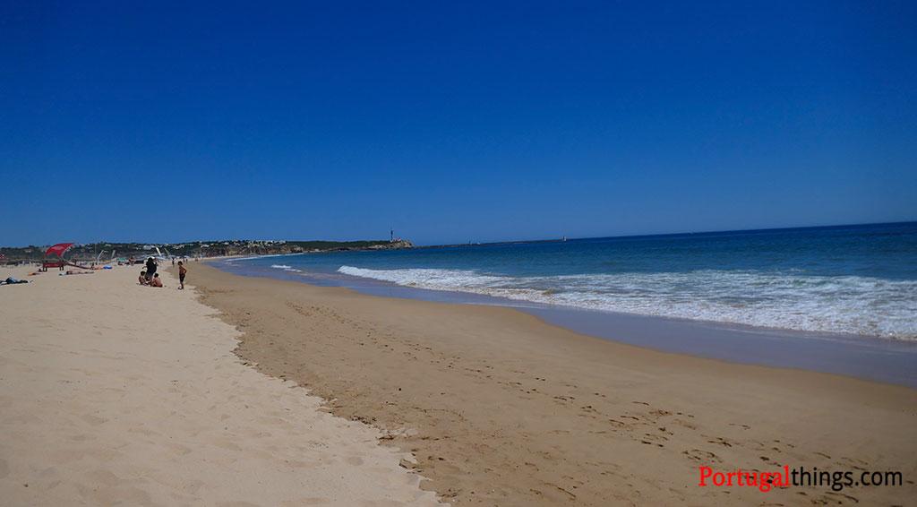 Praias famosas do Algarve