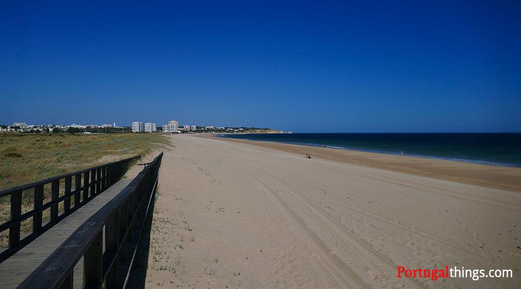 Algarve beaches - Alvor